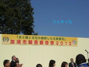 銀杏祭2012