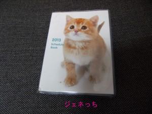 毎年使っている手帳