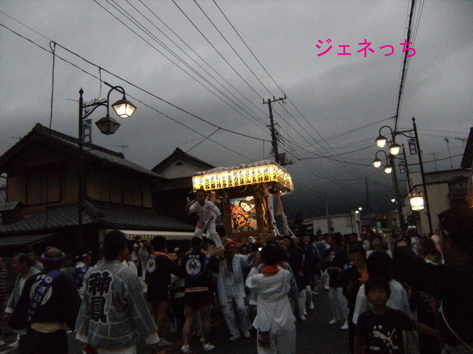 騎西の夏祭り2013.⑩