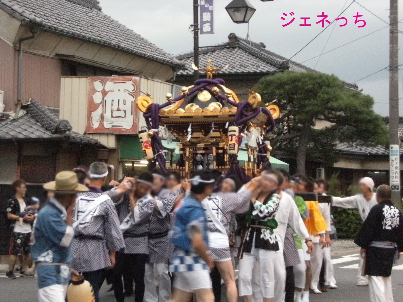 騎西の夏祭り2013.⑧