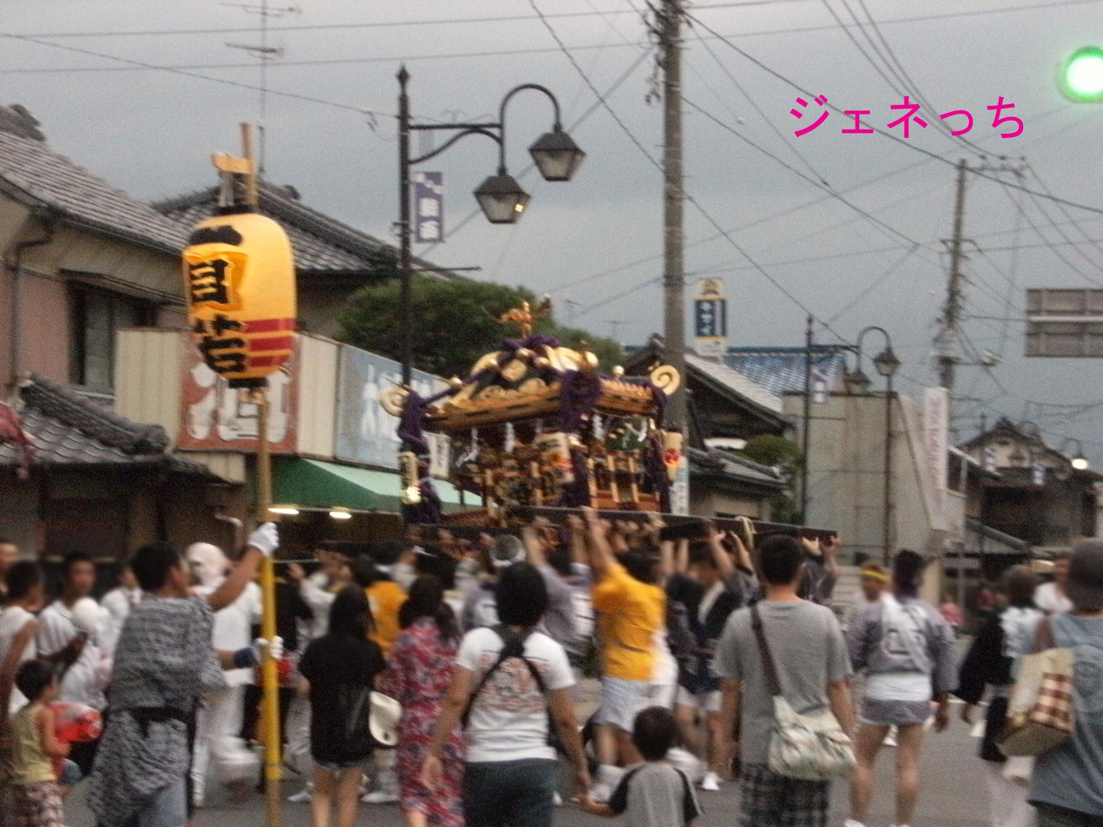 騎西の夏祭り2013.⑨