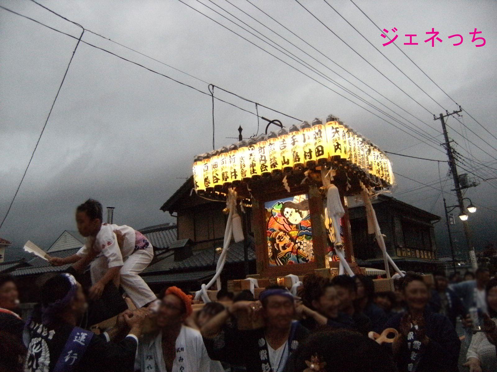 騎西の夏祭り2013.⑪