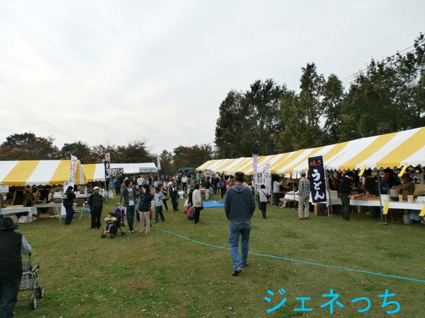騎西銀杏祭2013.②