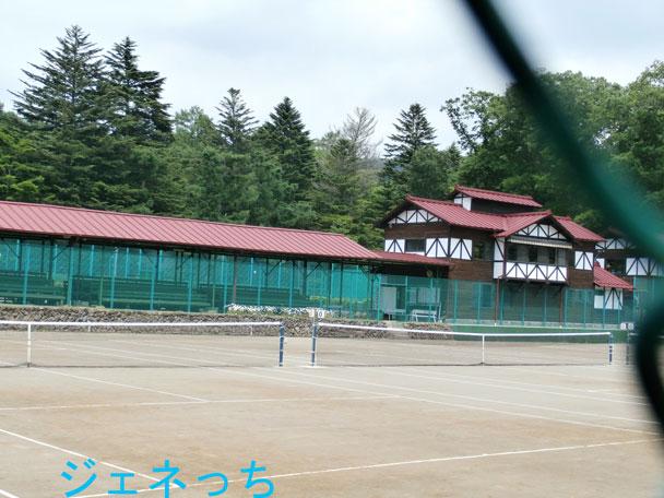 (財)軽井沢会テニスコート