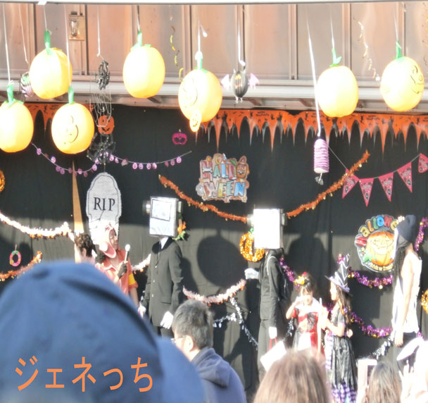 仮装コンテスト入賞