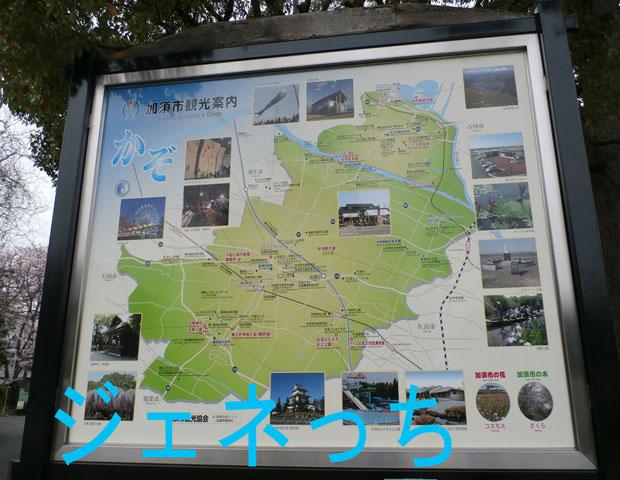加須市観光案内